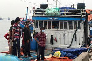 Một ngư dân Quảng Ngãi tử vong khi lặn biển ở Trường Sa