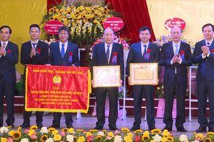 Than Hà Tu kỷ niệm 60 năm Ngày Thành lập