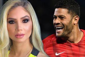 Vợ mới cưới đồng ý để Hulk đến Premier League thi đấu