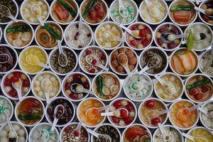 Món chè Việt Nam xuất hiện ấn tượng trong 22 khoảnh khắc văn hóa-du lịch của thế giới