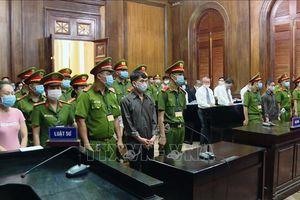 Tuyên án các thành viên của nhóm kín 'Hiến Pháp'