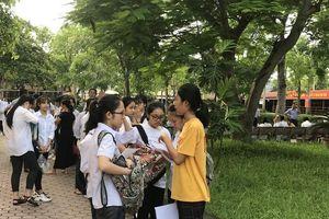 Thanh Hóa: Nhiều trường không tuyển đủ chỉ tiêu vào lớp 10