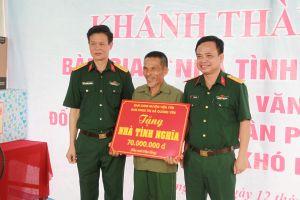Cách làm của Ban CHQS huyện Tiên Yên