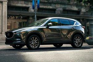 Mazda CX-5 thế hệ mới sẽ gọi là CX-50?