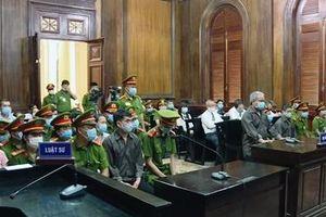 Phá rối an ninh, 8 đối tượng lãnh hơn 40 năm tù