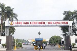 Cảng cạn Long Biên đi vào hoạt động