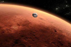 Khám phá vũ trụ - Tiếng gọi Sao Hỏa
