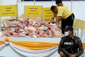 Thái Lan mở chiến dịch truy quét, bắt giữ gần 1.400 tội phạm ma túy