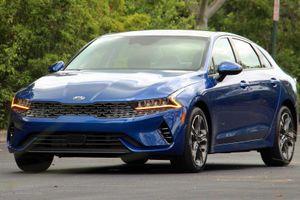 Đánh giá Kia Optima 2021 - thiết kế đẹp, lái chưa hay