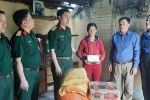 Gia đình chiến sĩ Bùi Văn Dương rất mong nhận được sự giúp đỡ