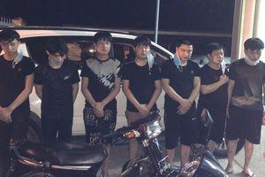 Tây Ninh: Ngăn chặn kịp thời 7 người Trung Quốc vượt biên trái phép