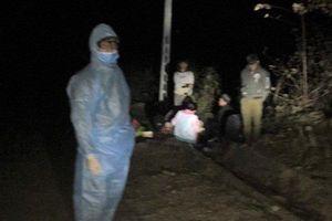Phát hiện, bắt giữ chín trường hợp vượt sông nhập cảnh trái phép vào Việt Nam