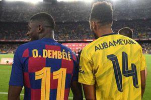 Arsenal đang cố gắng dùng mọi cách để 'giữ chân' Aubameyang