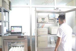 Thiết bị Quan trắc chất lượng nước đa chỉ tiêu tự động của các nhà khoa học Việt Nam