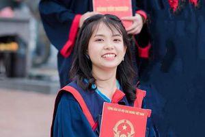 Nữ sinh vượt khó được ĐH Bách Khoa tuyển thẳng với học bổng 100%
