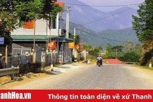 Huyện Mường Lát: Khai thác và bảo trì tuyến đường giao thông từ bản Na Tao đi bản Chai
