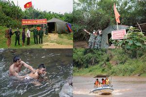 Biên phòng Quảng Trị dãi nắng dầm mưa chặn đại dịch