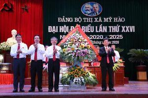 Mỹ Hào phải trở thành một thành phố lớn gắn với sự phát triển của Thủ đô Hà Nội