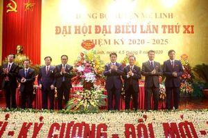 Phát triển Mê Linh thành đô thị dịch vụ ở cửa ngõ phía Tây Bắc Thủ đô