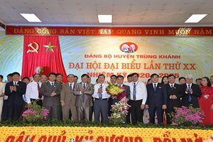 Trùng Khánh (Cao Bằng) hướng đến phát triển du lịch - dịch vụ bền vững