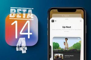 Tính năng mới trên iOS 14 và iPadOS 14 beta 4 vừa phát hành