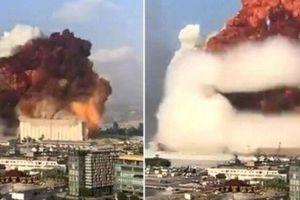 Toàn cảnh vụ nổ mạnh khủng khiếp ở Lebanon làm hơn 4.000 người thương vong