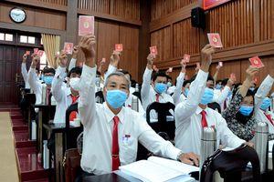 Đại hội Đại biểu Đảng bộ huyện Đất Đỏ lần thứ XII họp phiên trù bị