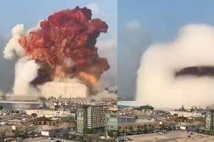 Toàn cảnh vụ nổ ở Lebanon: Vì sao có đám mây hình nấm như bom nguyên tử?