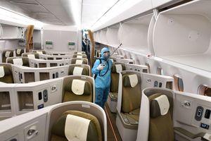 Vietnam Airlines cam kết nỗ lực bảo vệ sức khỏe hành khách