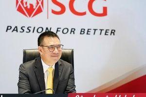 Ảnh hưởng Covid-19, doanh thu của SCG tại Việt Nam giảm 5%