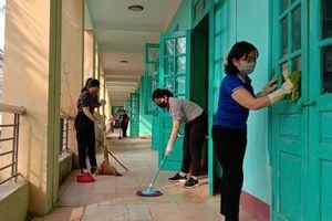 Tuyên Quang: Kiểm tra công tác phòng, chống Covid-19 trước kỳ thi