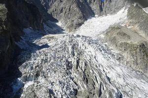 Italy sơ tán người dân do nguy cơ vỡ sông băng Planpincieux