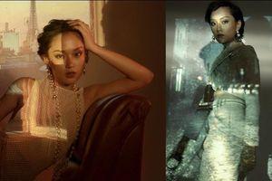 Fashionista Hồ Thu Anh đưa người yêu thời trang tới Paris qua ống kính huyền ảo