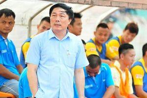 GĐĐH CLB Nam Định: 'Bầu Đệ xin bỏ V-League là tiếng nói của nhiều đội bóng'