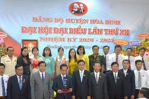 Bế mạc Đại hội Đảng bộ huyện Hòa Bình (Bạc Liêu)