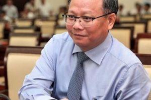 Sai phạm tại Dự án Khu đô thị mới Thủ Thiêm: Ông Tất Thành Cang bị... phê bình