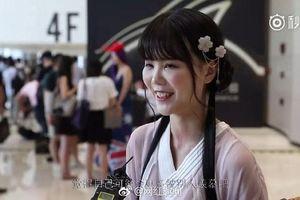 Lộ mặt già nua, 'hot girl cổ trang' Trung Quốc khiến CĐM phát sợ