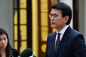 Trưởng đặc khu lĩnh đòn trừng phạt, Hong Kong cảnh báo công ty Mỹ sẽ gánh thiệt hại