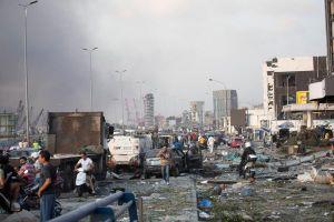 Tổng thống Lebanon bác bỏ việc mở cuộc điều tra quốc tế vụ nổ Beirut