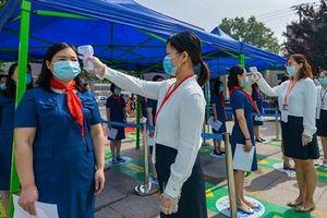 Trung Quốc kiểm dịch nghiêm ngặt trước thềm năm học mới