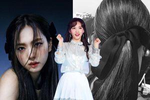 Nayeon (Twice) làm tóc giống Jisoo, nhún nhảy theo điệu 'How You Like That' của BlackPink