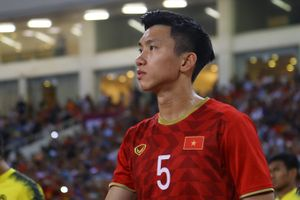 Chưa hết cay cú vì thất bại ở SEA Games, báo Indonesia lại mỉa mai Văn Hậu