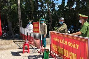 Thanh Hóa: Thêm một Trạm trưởng y tế bị đình chỉ do lơ là chống dịch