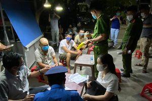Thừa Thiên Huế: Phát hiện 3 tài xế khai báo gian dối để trốn cách ly