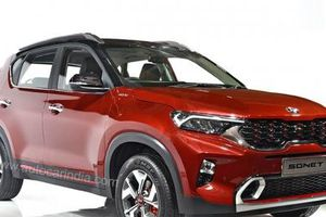 Ô tô SUV Kia đẹp long lanh giá chỉ từ hơn 200 triệu đồng sắp trình làng có gì hay?