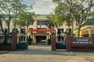 Công ty Minh Quang, nhà thầu 'quen' của Sở NN&PTNT Nghệ An 2 ngày trúng 2 gói thầu