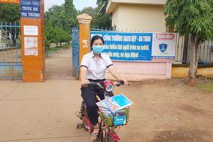 Nhầm học sinh giỏi được miễn thi, giám thị ở Bình Phước bị kỷ luật