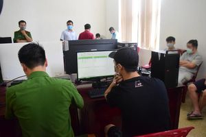 Phát hiện nhóm người Trung Quốc đánh bạc hơn 35 tỷ đồng tại Huế