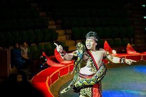 'Chàng Thạch Sanh' định danh bản sắc xiếc Việt ra thế giới