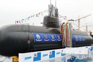 Hàn Quốc dự kiến phát triển tàu ngầm mang tên lửa đạn đạo